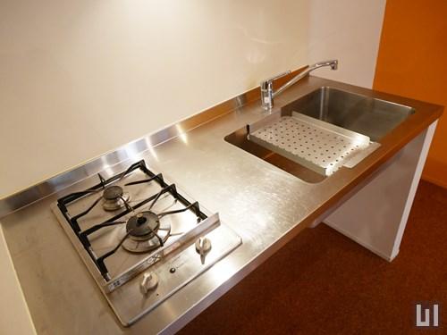 1DK 35.55㎡タイプ - キッチン