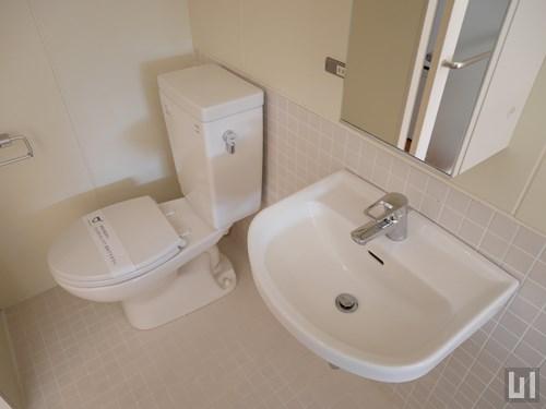 1LDK 33.94㎡タイプ - 洗面室