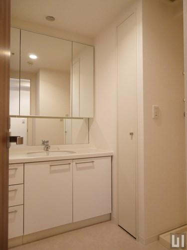 Yタイプ - 洗面室