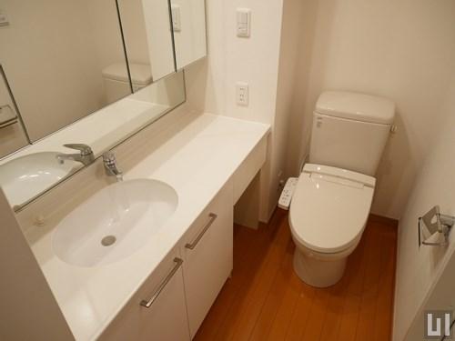 N2タイプ - 洗面室