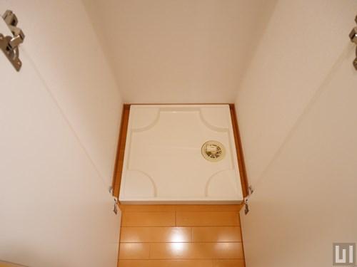 N2タイプ - 洗濯機置き場