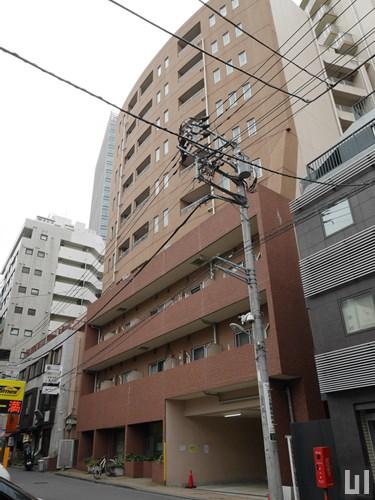 MG目黒駅前 - マンション外観
