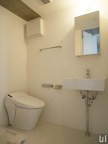 1LDK 41.11㎡タイプ - 洗面室・トイレ