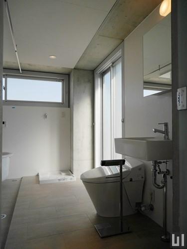 2LDK 64.65㎡タイプ - 洗面室・トイレ