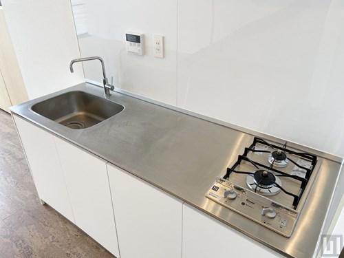 1R 49.60㎡タイプ - キッチン