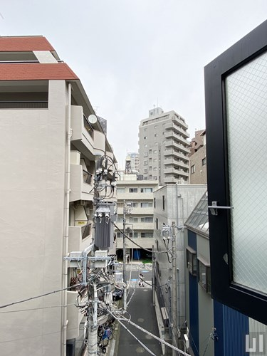 1R 49.60㎡タイプ - 窓からの景色