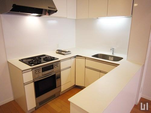 1LDK 50.53㎡タイプ - キッチン