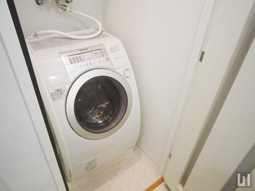 1LDK 50.53㎡タイプ - 洗濯機