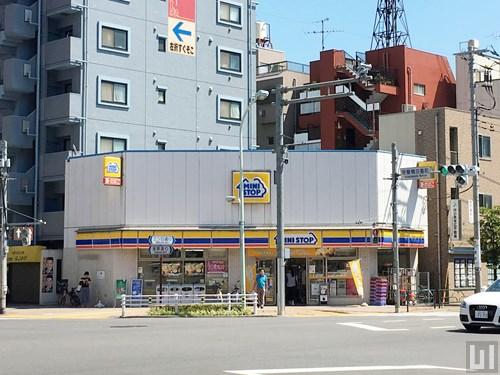 ミニストップ 吾妻橋3丁目店