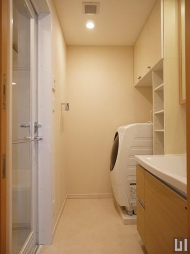 Hタイプ - 洗面室