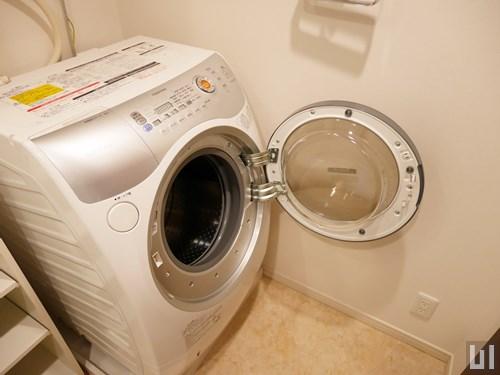 Iタイプ - 洗面室・ドラム式洗濯乾燥機