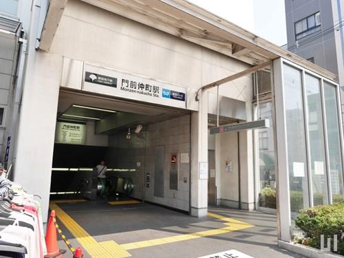 門前仲町駅