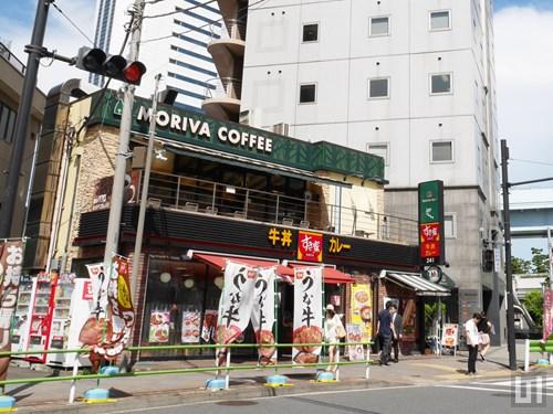 MORIVA COFFEE 竹芝店