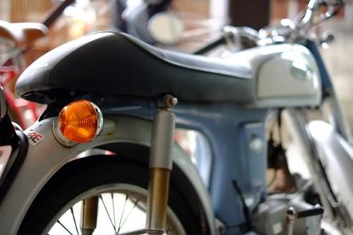 バイク置き場のある賃貸物件を見る