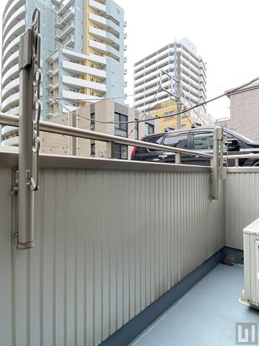 1DK 41.91㎡タイプ - 2階・バルコニー