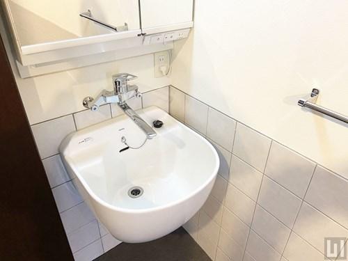 1DK 41.91㎡タイプ - 1階・手洗い場