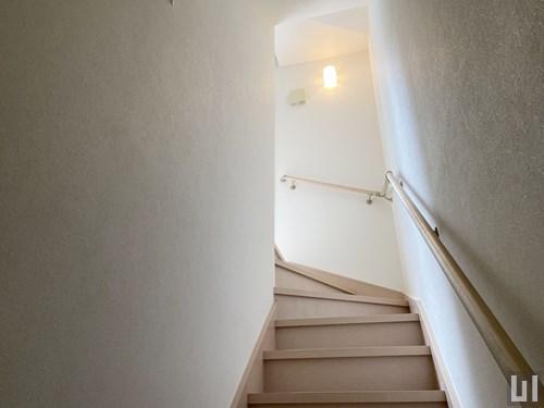 1DK 41.91㎡タイプ - 1階・階段