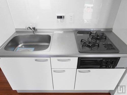 1R 38.60㎡タイプ - キッチン