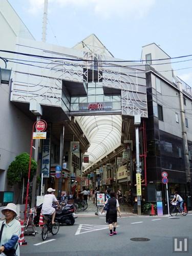 武蔵小山商店街PALM パルム