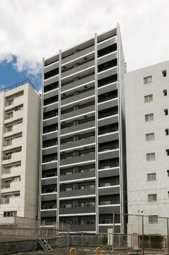 ミュージシャンズヴィラ幡ヶ谷 - マンション外観