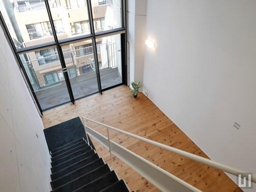 Dタイプ - 階段