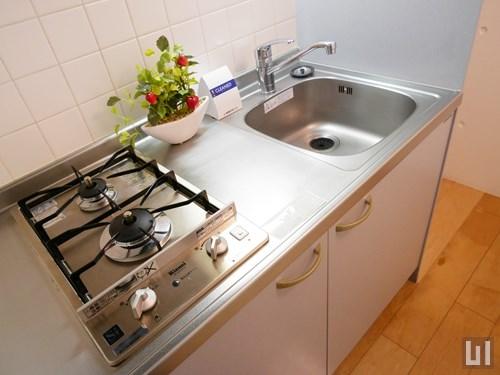 Aフラットタイプ - キッチン