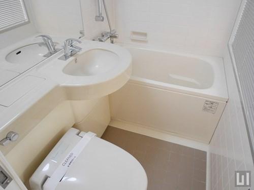 Aフラットタイプ - 洗面室・バスルーム