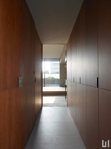 Bタイプ - 玄関
