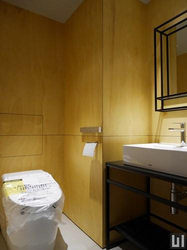 Fタイプ - 洗面室・トイレ