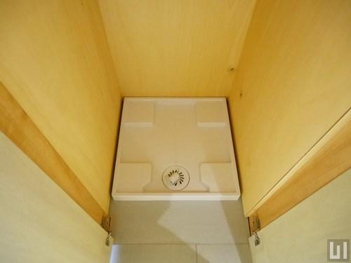 Fタイプ - 室内洗濯機置き場