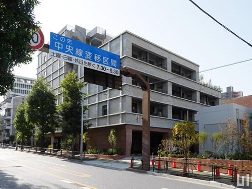 Nakameguro Crossover - マンション外観