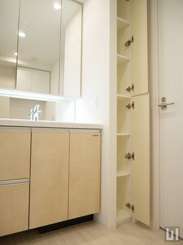 Dタイプ - 洗面室