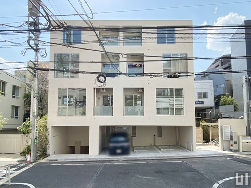 Nanpeidai HillTop House - マンション外観