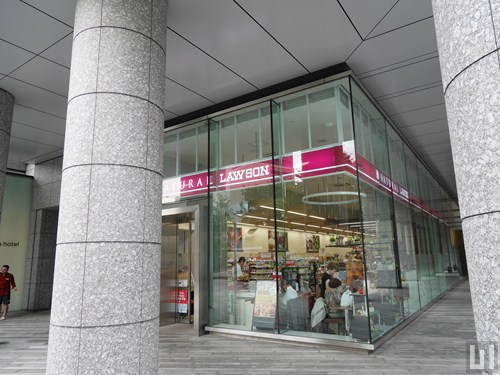ナチュラルローソン 銀座三井ビル店