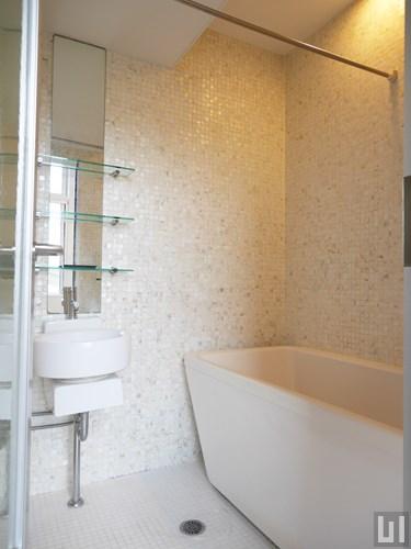1R 23.08㎡タイプ - バスルーム