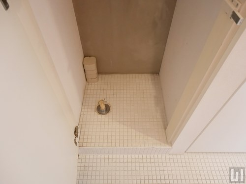 1R 23.08㎡タイプ - 洗濯機置き場