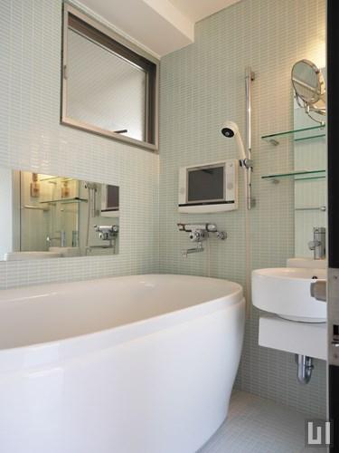 1DK 28.49㎡タイプ - バスルーム