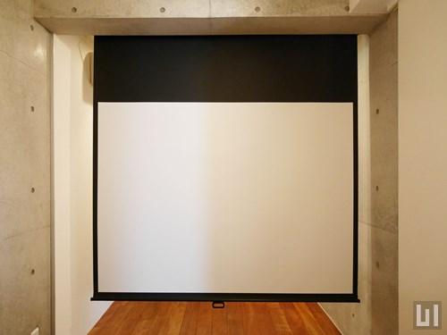 1DK 32.60㎡ - 洋室・ロールスクリーン使用例