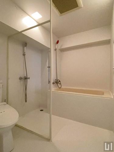 1R 38.87㎡タイプ - トイレ・バスルーム