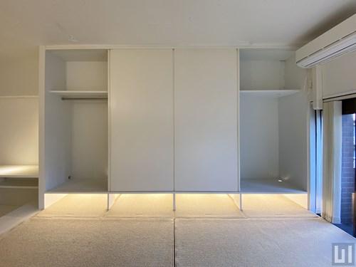 1R 38.87㎡タイプ - 洋室・クローゼット