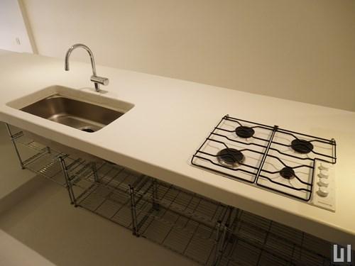 1R 38.87㎡タイプ - キッチン