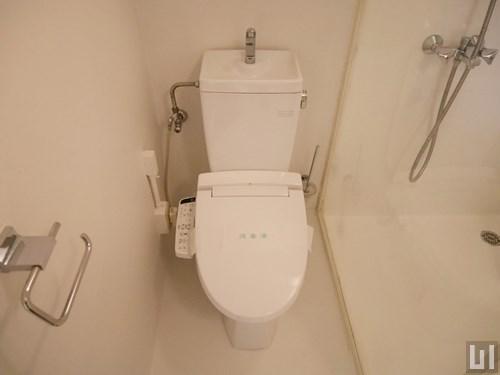 1R 38.87㎡タイプ - トイレ