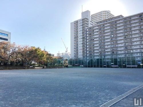 西大井広場公園