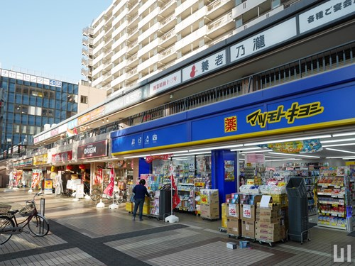 西大井駅前ショッピングセンター