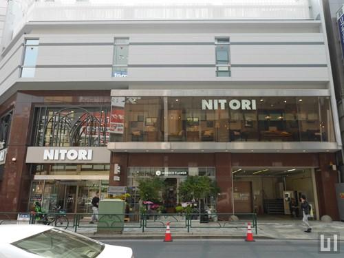 ニトリ アトレ目黒店
