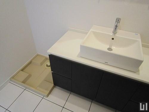 Fタイプ - 洗面台・洗濯機置き場