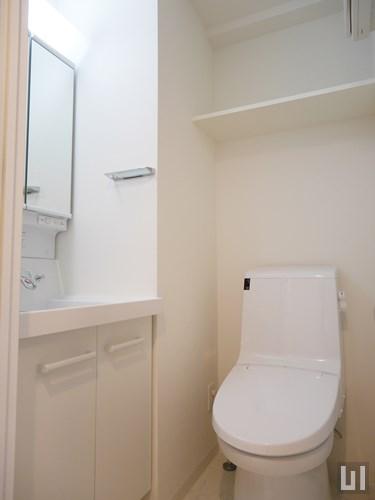 B1タイプ - 洗面台・トイレ