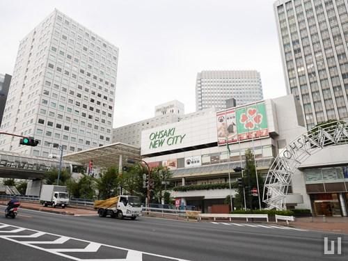 大崎ニューシティ