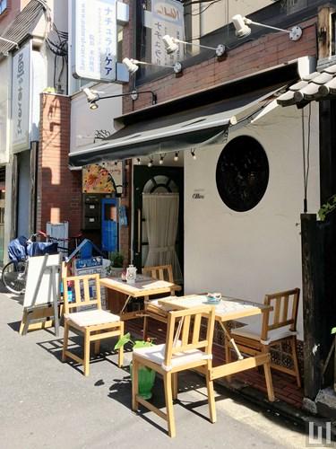 地中海食堂 オリーヴァ