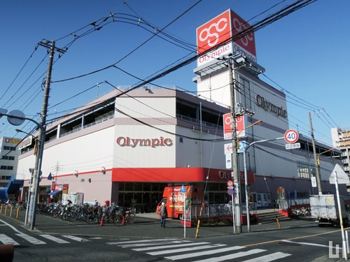 Olympic 墨田文花店